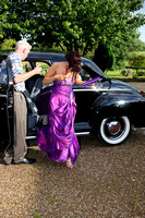 Prom Photography Branston Hall Lincolnshire